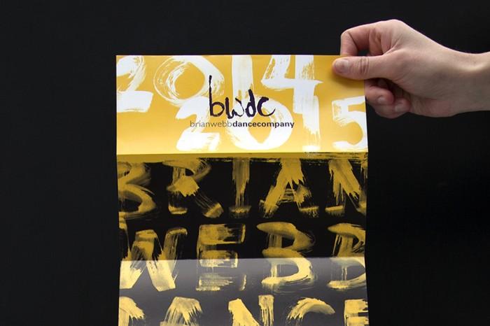 Brian Webb Dance Company Brochure